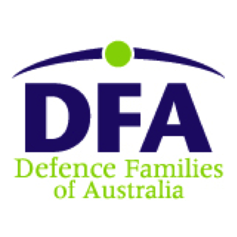 Defence Families of Australia logo