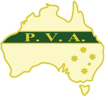 Partners of Veterans Association of Australia logo
