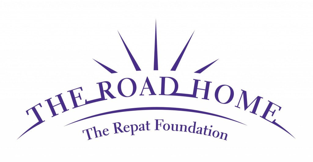 The Repat Foundation  The Road Home logo